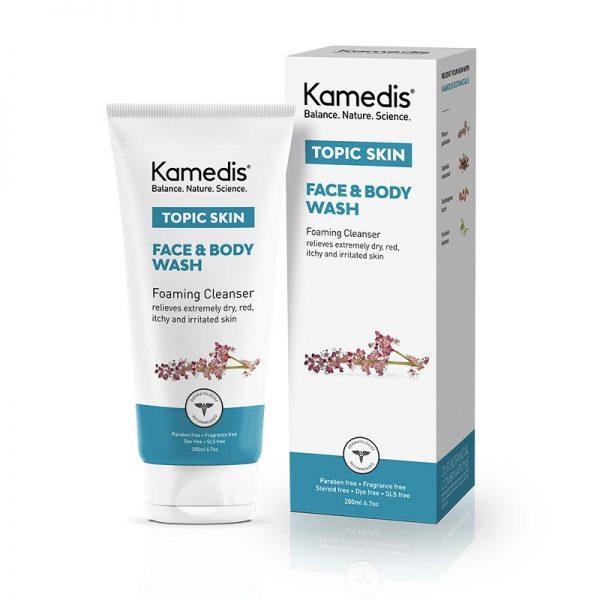 TOPIC SKIN Face Body Wash Produktbild